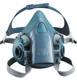 3M 7500 Series Half Face Respirators