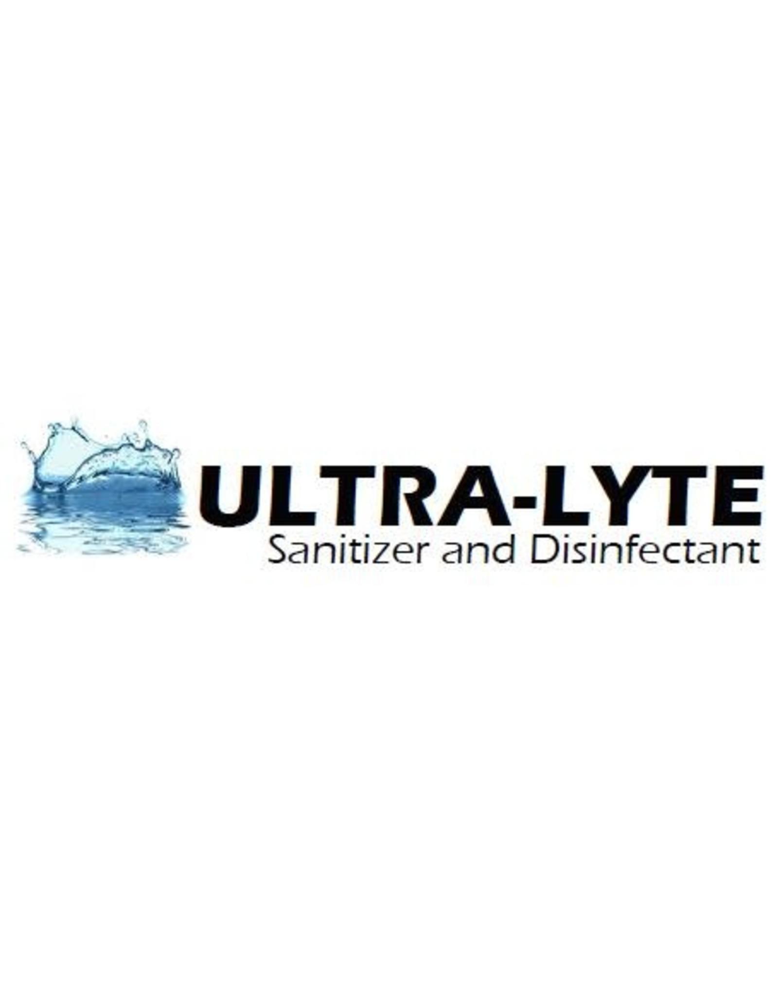 RJ Chemical Ultra-Lyte, 4L Jug, Sanitizer/Disinfectant/Cleaner