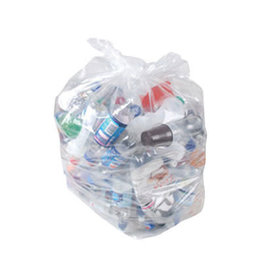 Proven 35x50 XStrong (2.0) Clear Garbage Bags (100/Case)