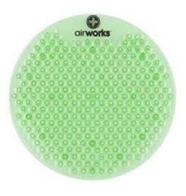 Airworks Cucumber/Melon Urinal Pads, 10/Box