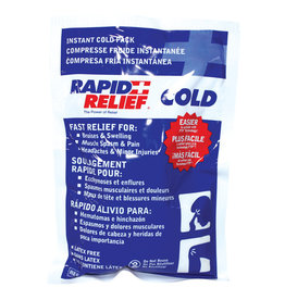 """Instant Cold Pack Compress-4"""" x 6"""""""