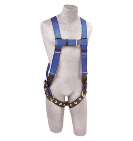 3M 3M Protecta First Vest Style Harness, Class A, Universal, 310 lb limit