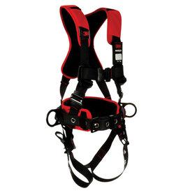3M Protecta Comfort Harness, Class AP, 420 lb cap, Med/Large Fit
