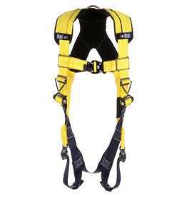 3M DBI SALA Delta Harness, Class A,  Universal, 420 lb cap, Quick Connect Chest/Leg