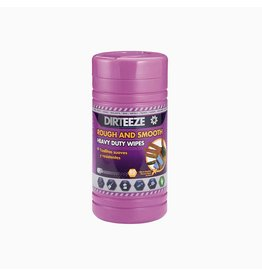 Wipeco Dirteeze Rough/Smooth Multi-Wipe, 80/Tub