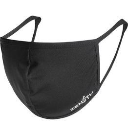 Zenith Reuseable Mask w/Earloops, 2 Pack, Black