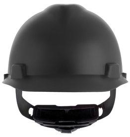 MSA V-Gard Hard Hat, CSA Type I, Matte Blk