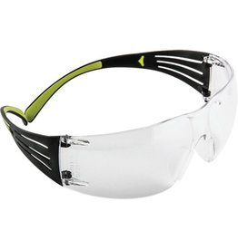 3M SecureFit Safety Eyewear  - Clear/CSA