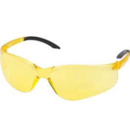 Zenith Z2400 CSA Safety Glasses, Amber Lens