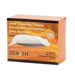 Zenith Lens Cleaning Tissues (300/box)