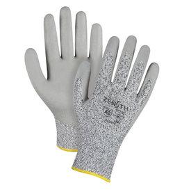 Zenith HPPE Foam Nitrile-Coated Gloves - L, Cut Lvl 2