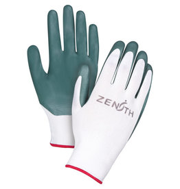Zenith Lightweight Nitrile Coated Glove, XL