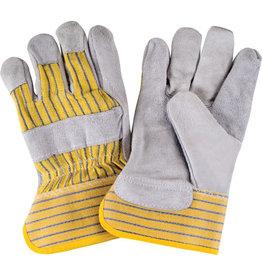 Zenith Split Cowhide Fitters, Premium Quality Gloves, L