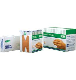 "Safecross Knuckle Bandages, 3.5""x1.5"", 12/Box"