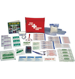 Safecross Belt/Pouch First Aid Kit