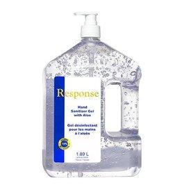 1st Response 1st Response Hand Sanitizer, 1.89L Jug (pump incl)