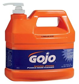 Gojo Natural Orange Pumice Hand Cleaner (3.78L)
