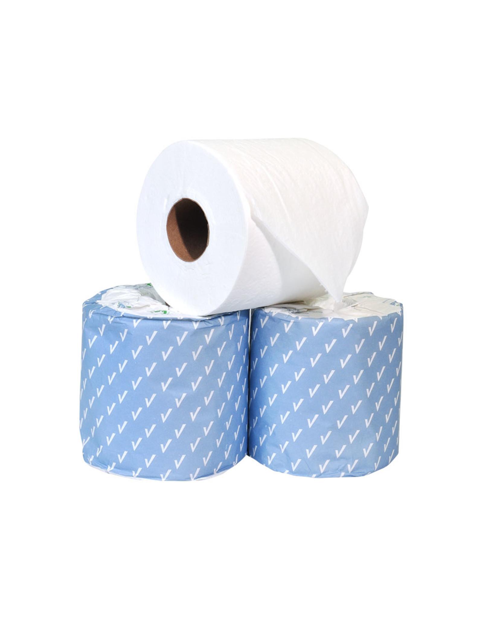 Evolv Toilet Tissue - 2 Ply, 48 Rolls/Case