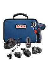 Bosch Flexiclick - 5 in 1 drill/driver