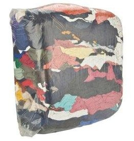 Wipeco 20 lb Bag of Rags (Cotton T wipers)