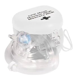CPR Mask w/Hard Case