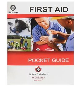 St. John's First Aid Pocket Guide