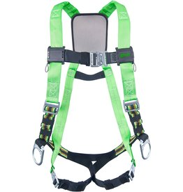 Miller/Honeywell Ultra Harness, Class AP, Quick Connect, Stretchable Webbing - Universal
