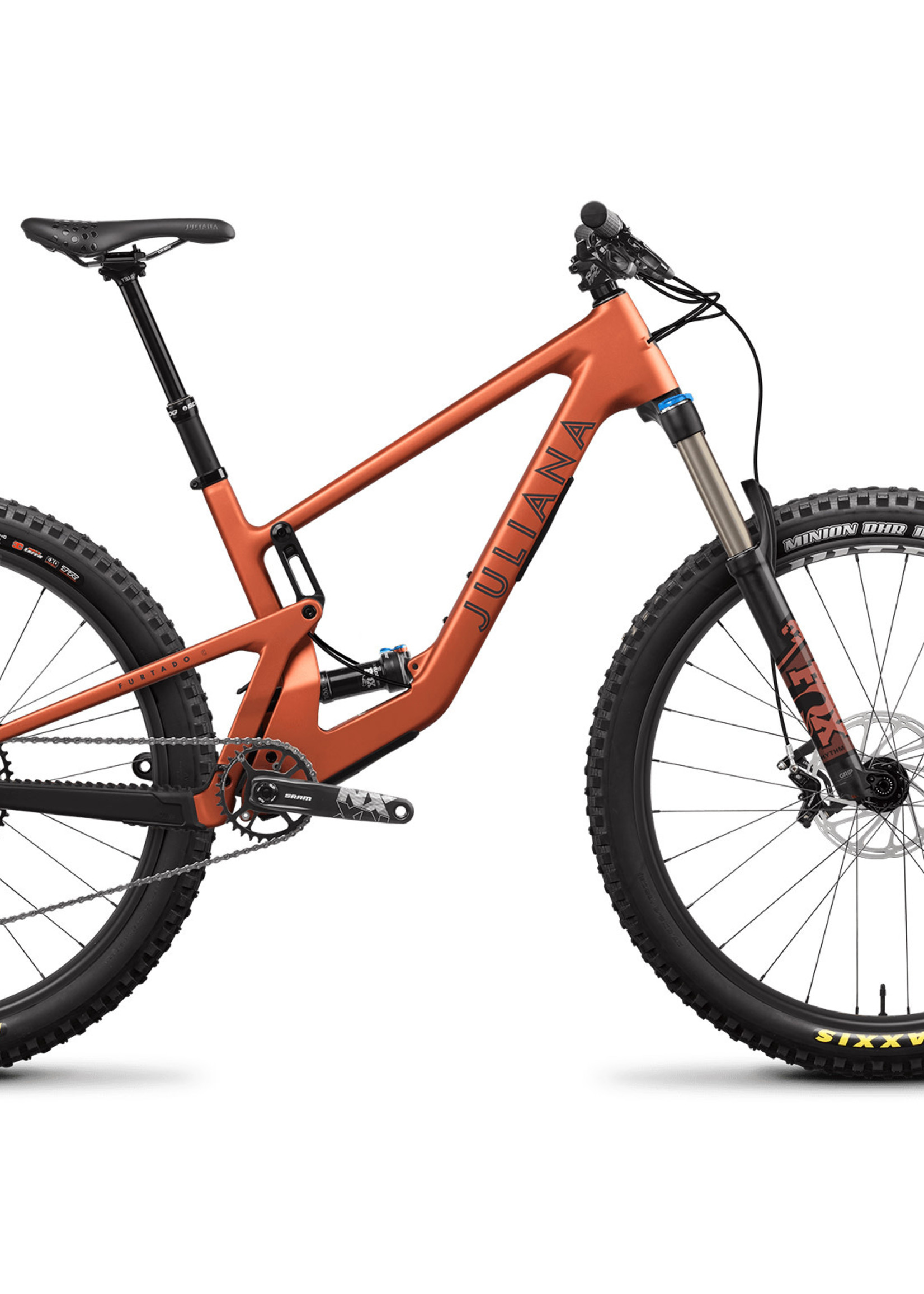 "Juliana Bicycles Juliana Furtado C S Build 27.5"""
