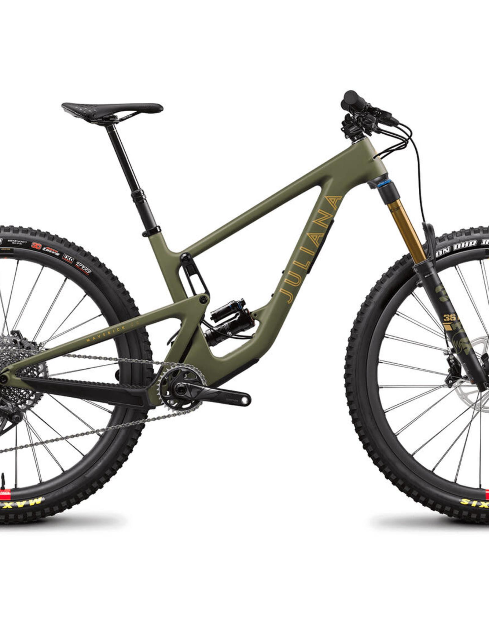 "Juliana Bicycles Juliana Maverick C R Build 29"""