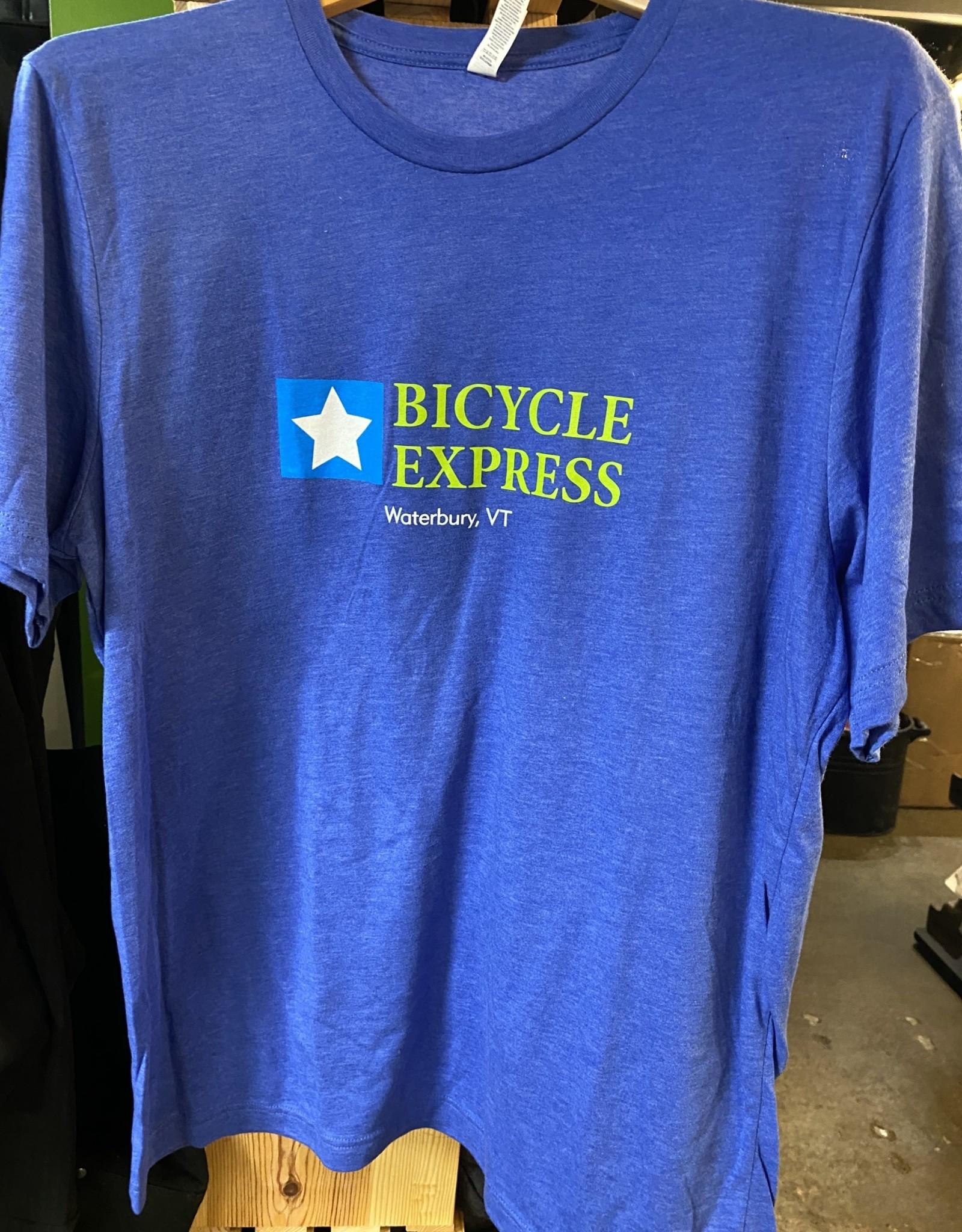 Bicycle Express Men's T-Shirts
