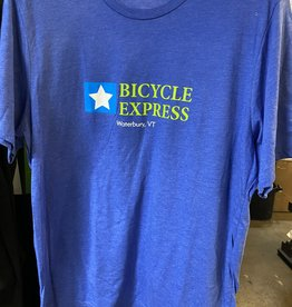 Bicycle Express Men's T-Shirts