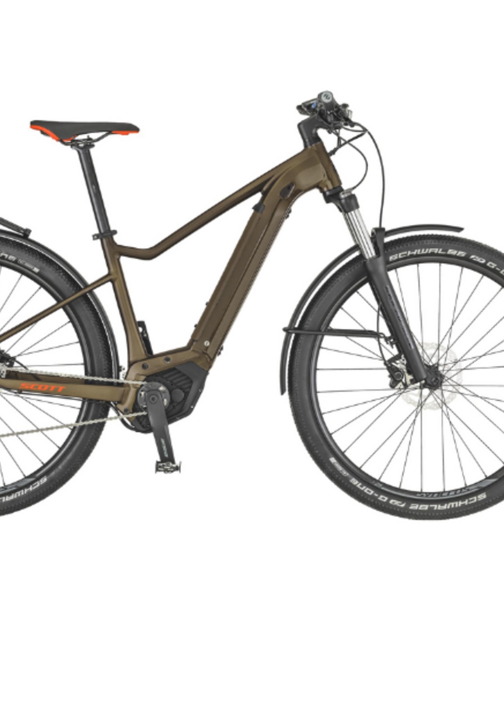 Scott SCOTT Axis eRide 20 Men Bike