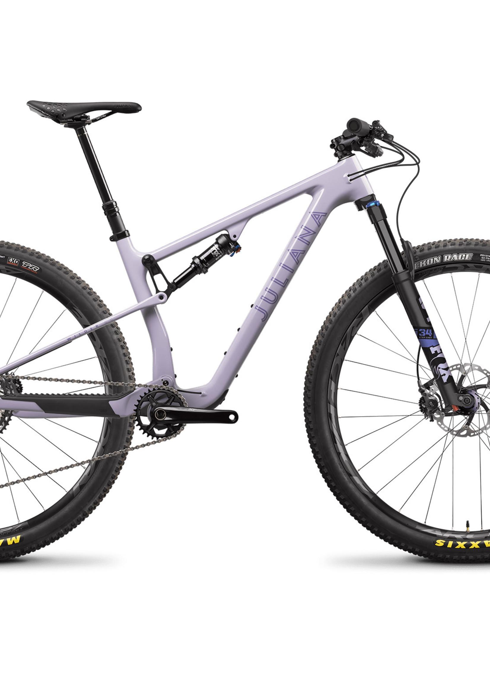 Juliana Bicycles Juliana Wilder TR C R kit Purple Sweetness
