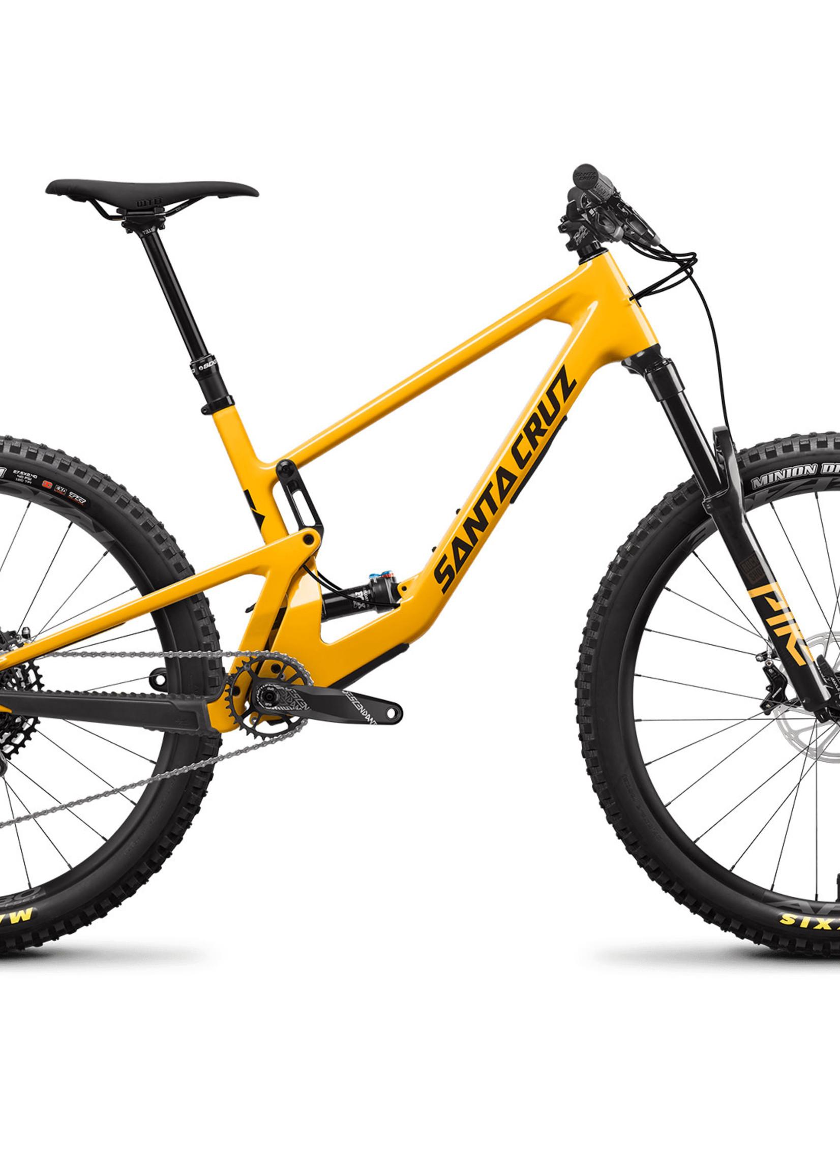 """Santa Cruz Santa Cruz 5010 C R build 27.5"""""""