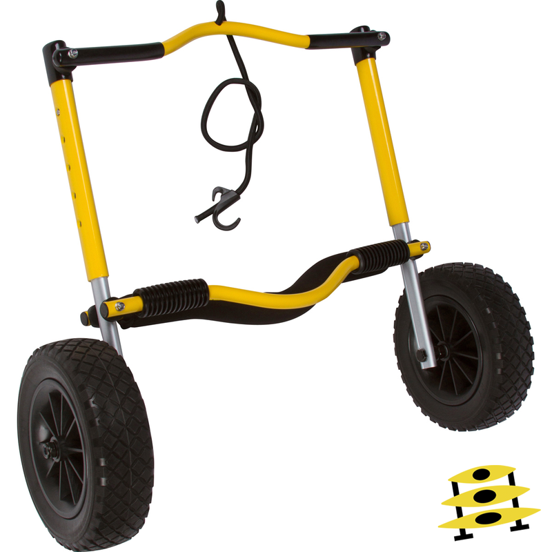Suspenz Airless End Cart