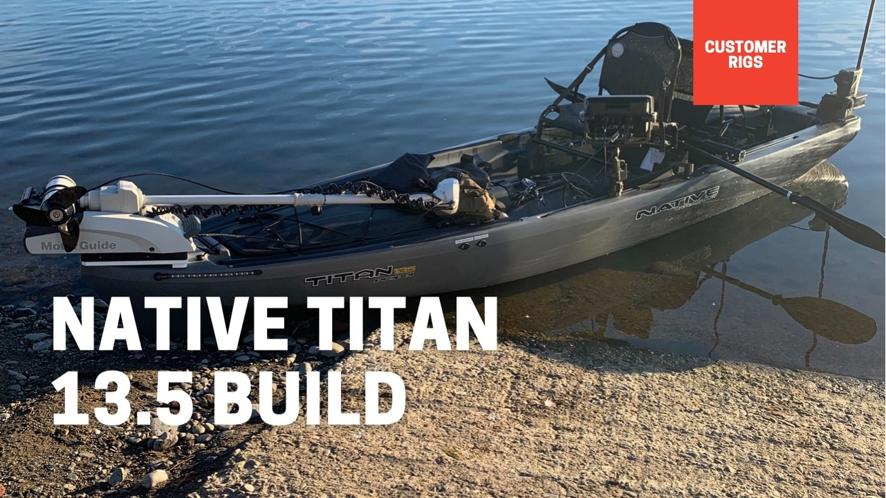 Native Titan 13.5 Build