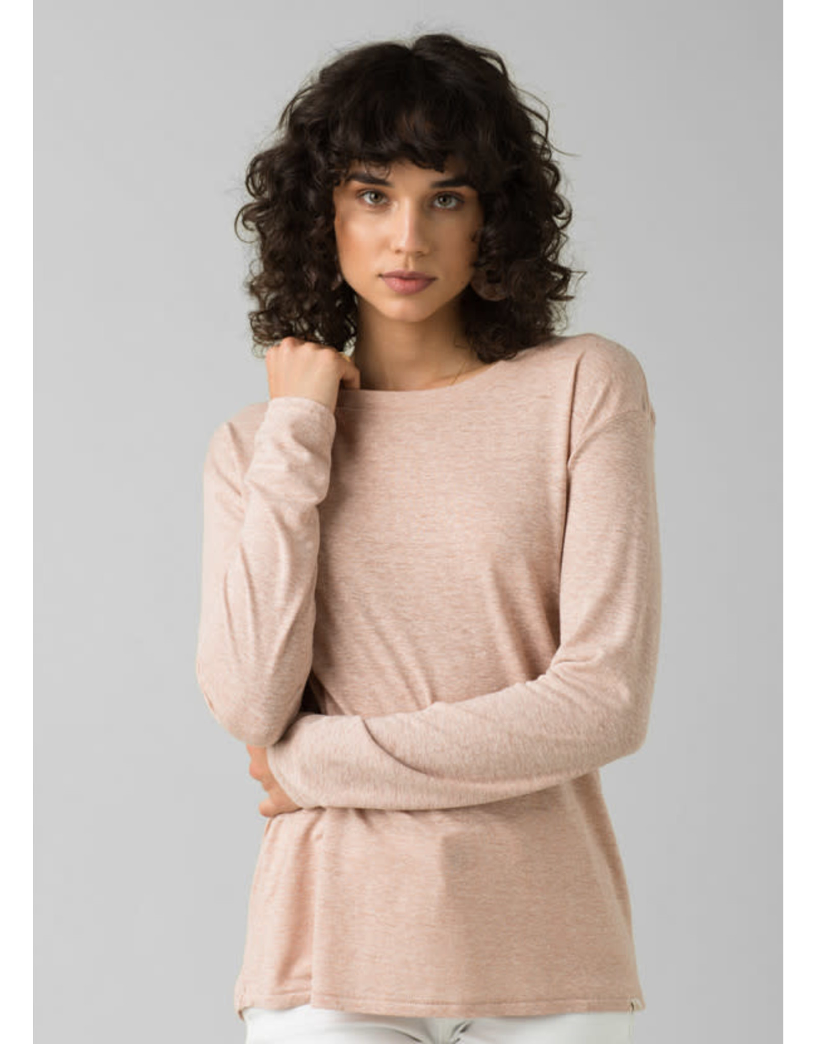 Prana Cozy Up Long Sleeve Tee