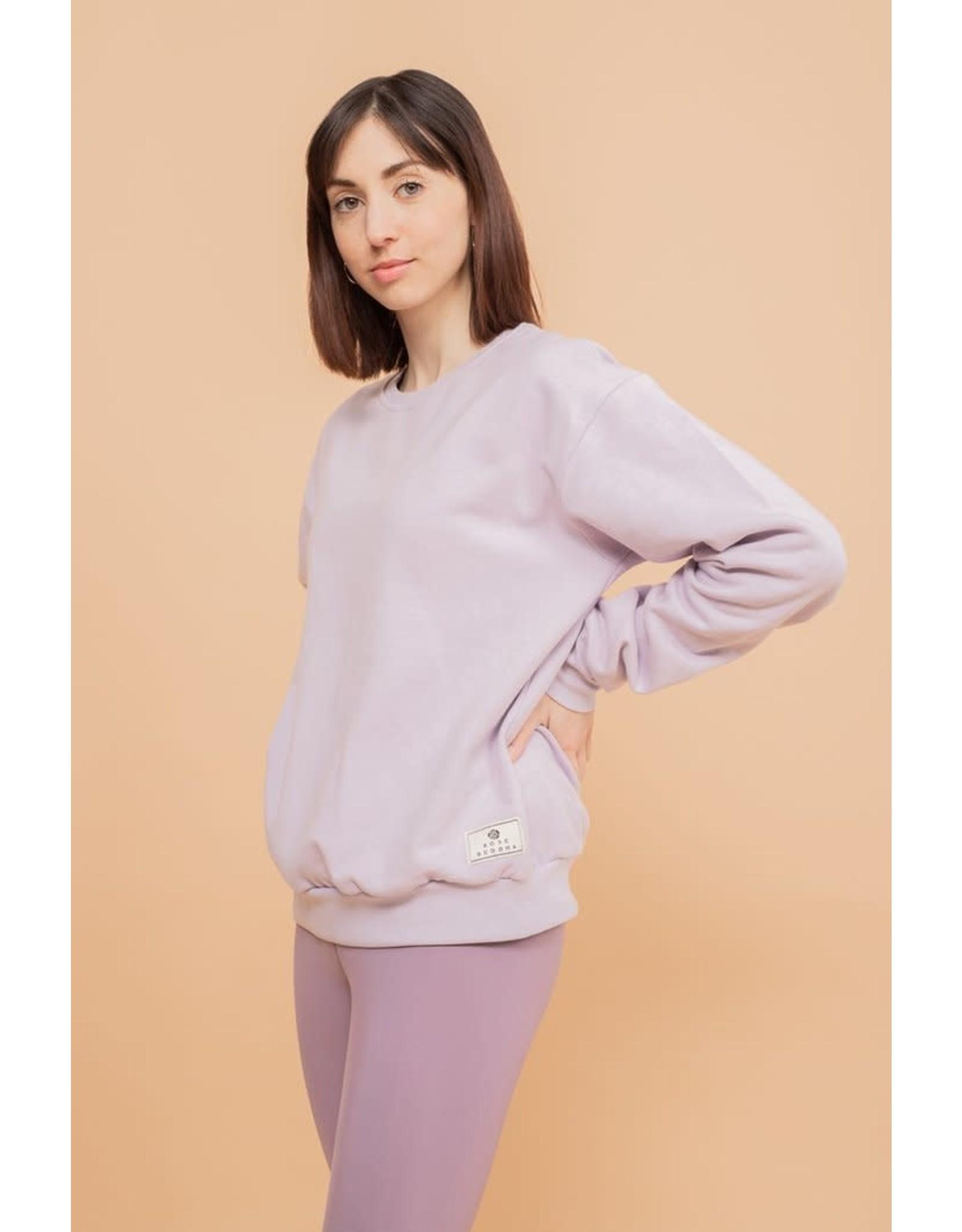 Rose Buddha Nomad Sweatshirt