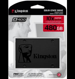 """Kingston Kingston A400 480GB SSD Sata 3 2.5"""""""