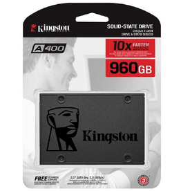 Kingston Kingston 960GB A400 Sata3 2.5 SSD 7mm