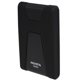 ADATA ADATA DashDrive Durable HD650 1TB USB3.0 Rugged Shock Resistant External Hard Drive Black