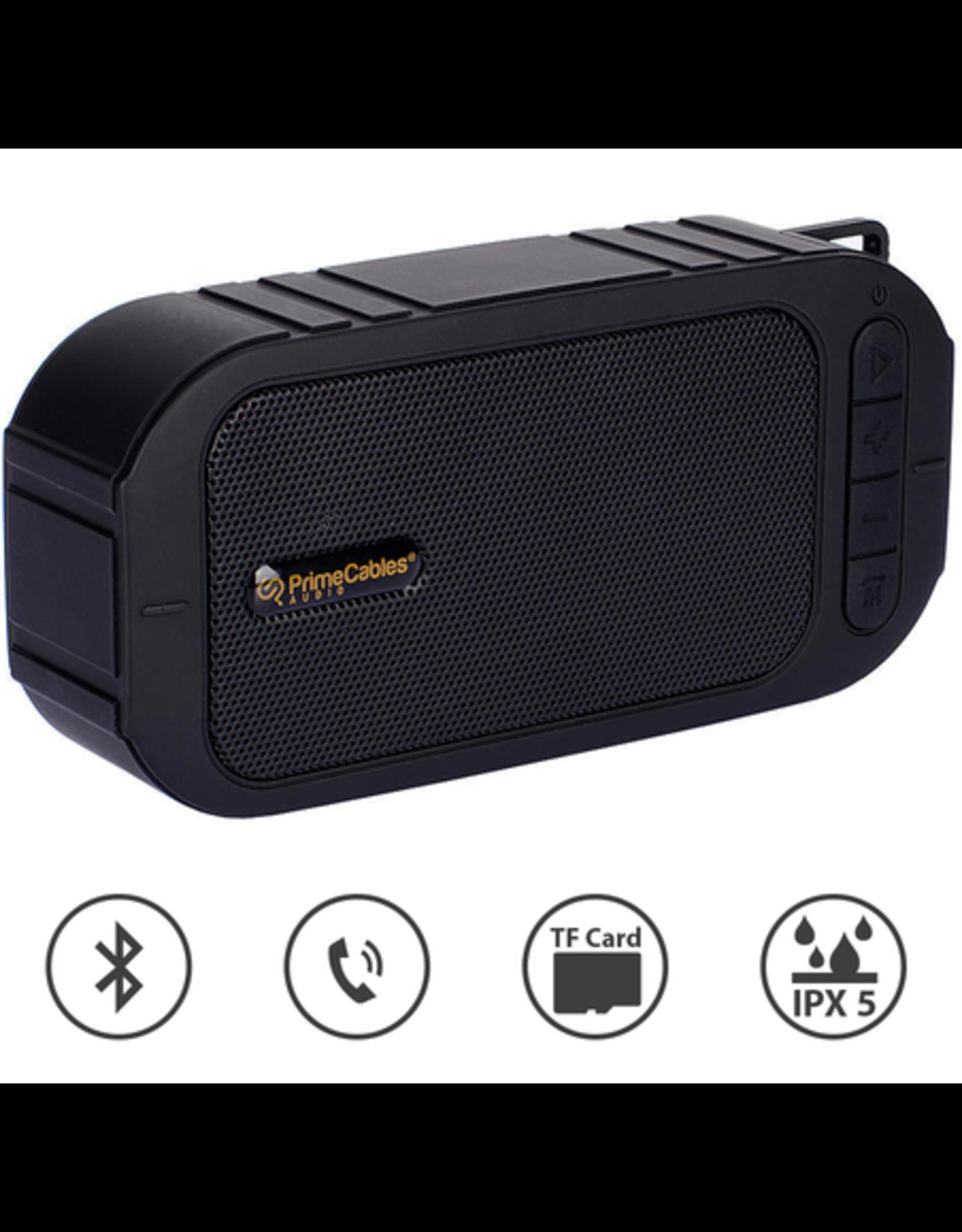 PrimeCables BT3.0 IPX5 Waterproof Bluetooth Speaker