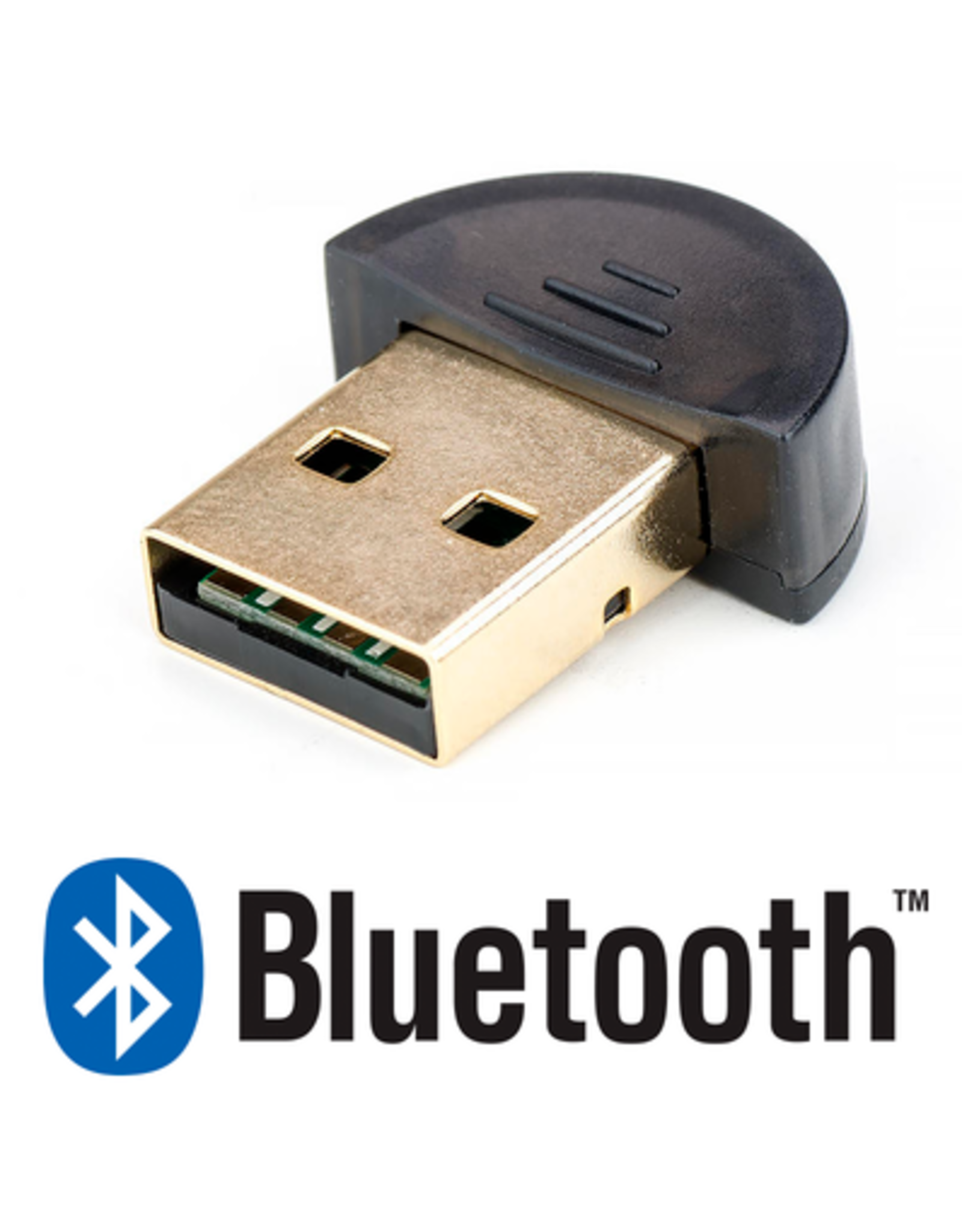 PrimeCables USB Bluetooth V4.0 Wireless Mini Adapter Dongle