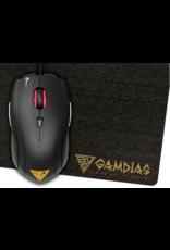 Gamdias Gamdias Demeter E1 3200DPI Gaming Mouse& Mouse Pad Combo