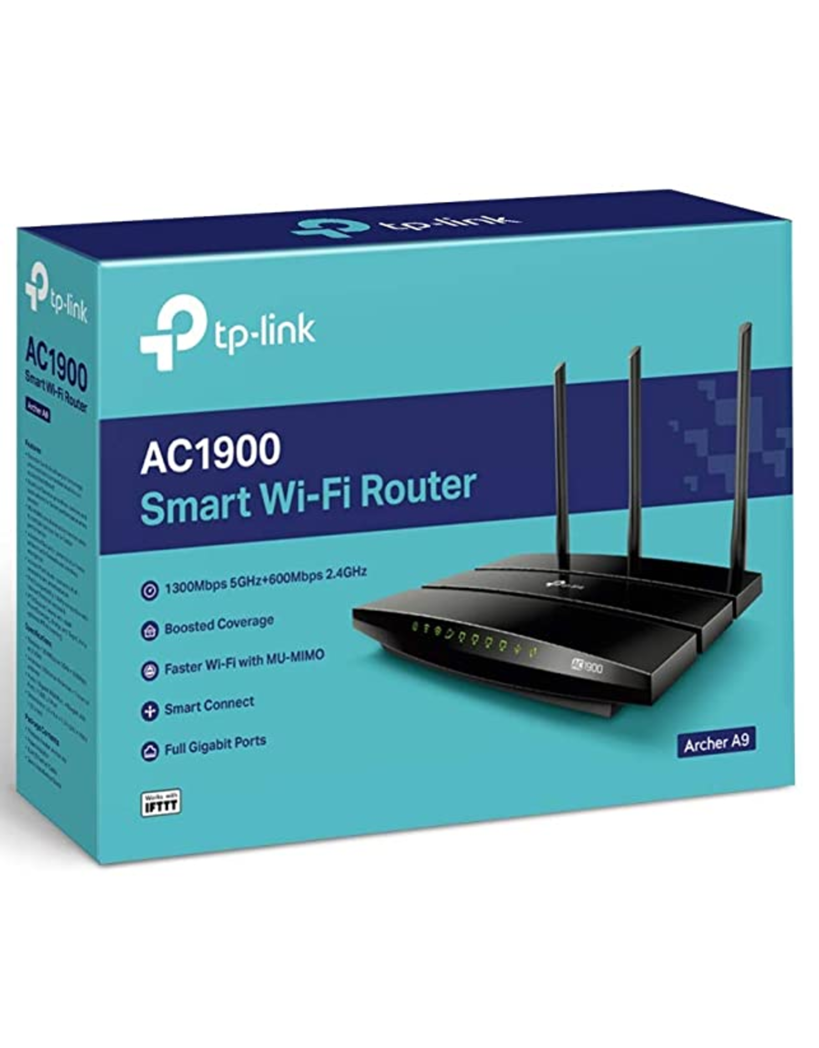 TP-Link TP-Link AC1900 Wireless MU-MIMO Gigabit Router