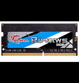 G.SKILL G.SKILL Ripjaws Series 8GB 260-Pin DDR4 SO-DIMM DDR4 2666 (PC4 21300) Laptop Memory Model F4-2666C19S-8GRS