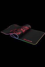 Marvo Marvo MG10 7-Color and RGB LCD Cloth Large Gaming Mouse Pad (800X310X4mm)