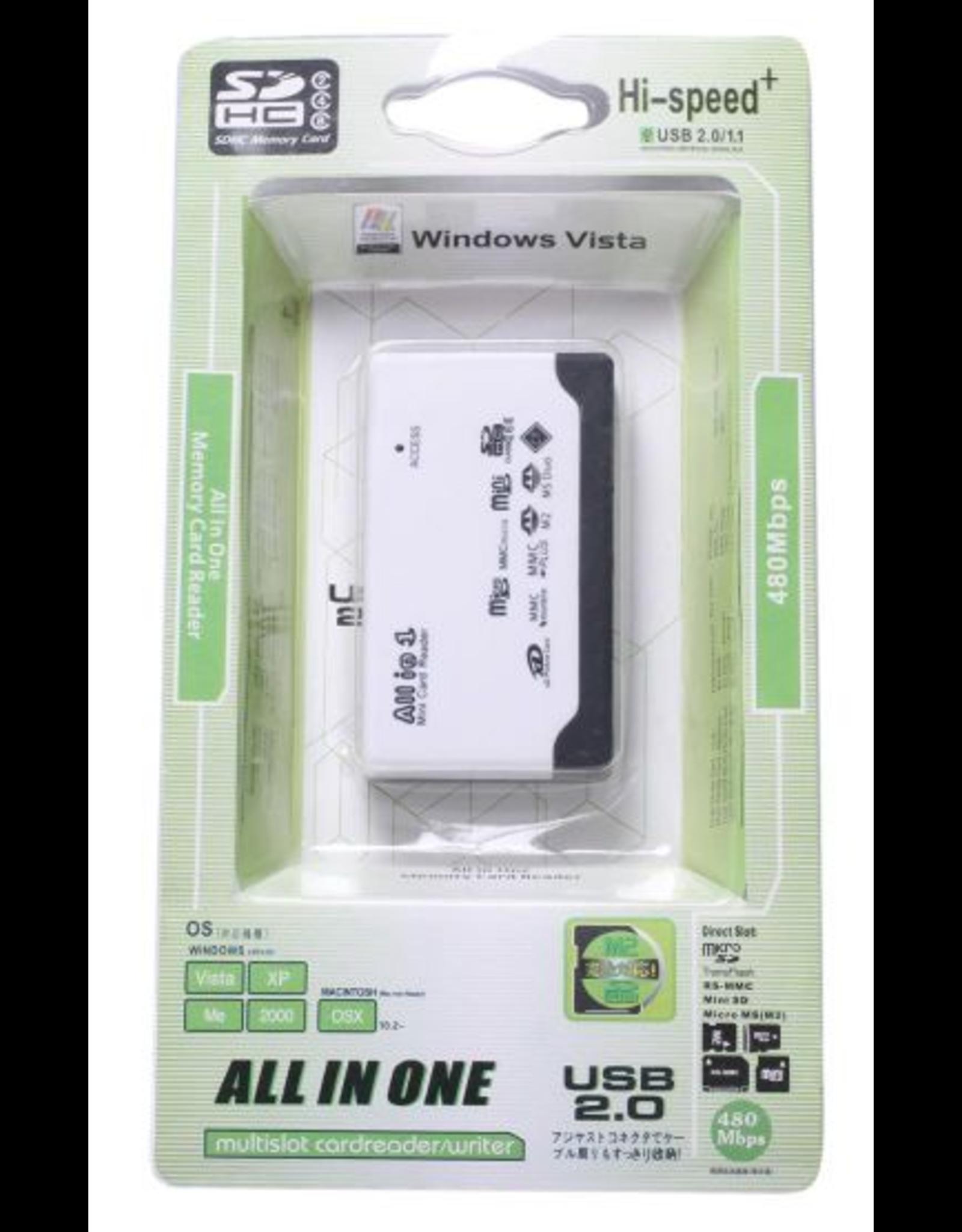 External USB Card Reader