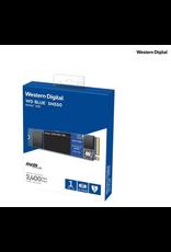 Western Digital Western Digital Blue SN550 NVMe M.2 2280 1TB PCI-Express 3.0 x4 3D NAND Internal Solid State Drive (SSD) WDS100T2B0C