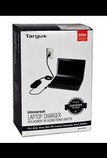 Targus Targus APA731USO 90W Universal AC Power Adapter W 9 Power Tips (factory recertified)